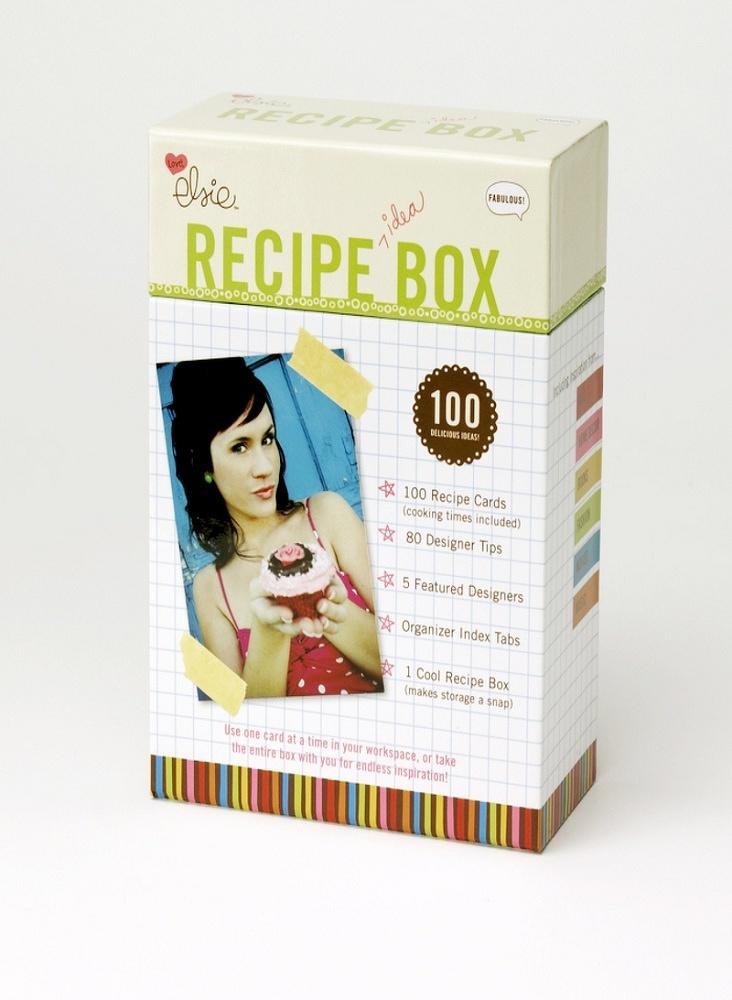 Love elsie recipe idea box